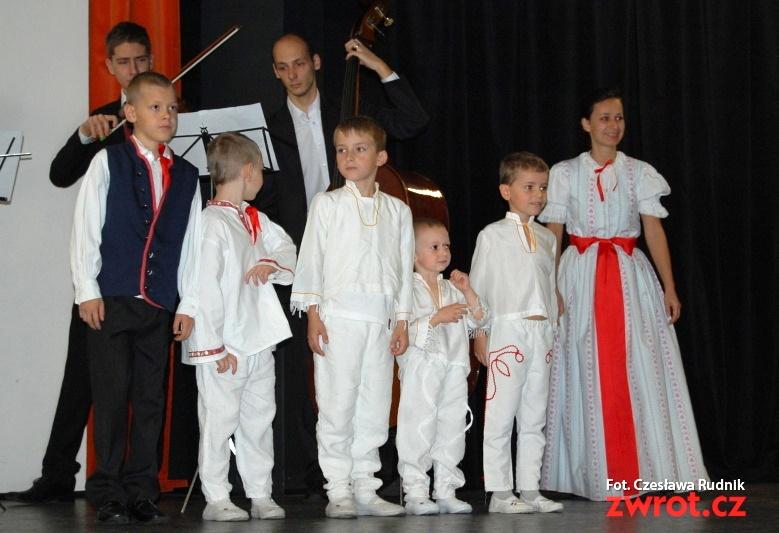 Dziecka ze Stonawy zapraszają na jubileusz