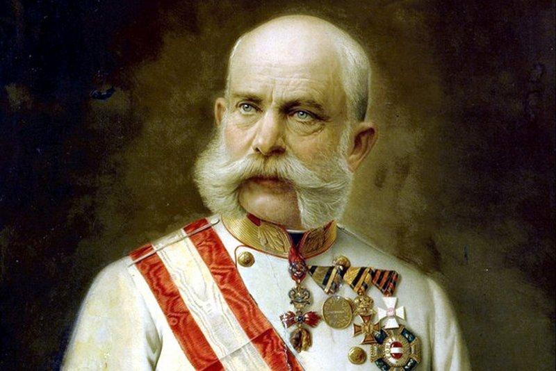 Franciszek Józef I w Mostach koło Jabłonkowa