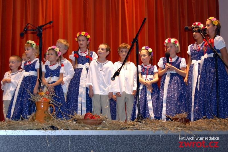 Dziecięce zespoły w Wiśle