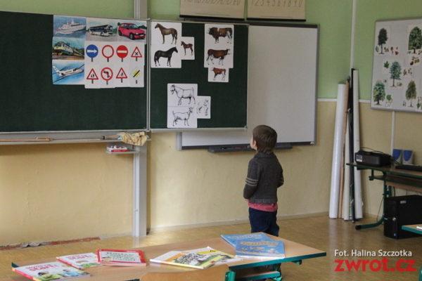 Szkolnictwo na wystawie w Oldrzychowicach
