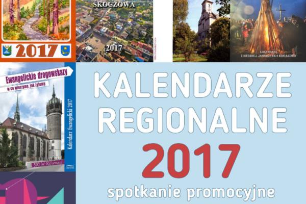 Dziewięć kalendarzy regionalnych