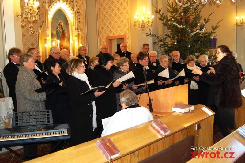 Adwentowe klimaty na koncercie w Stonawie