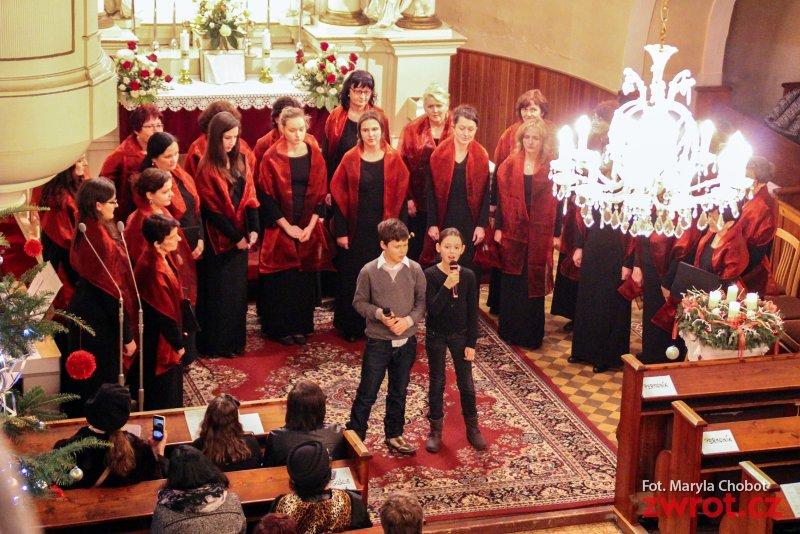 Koncert Świąteczny Melodii i Permonika