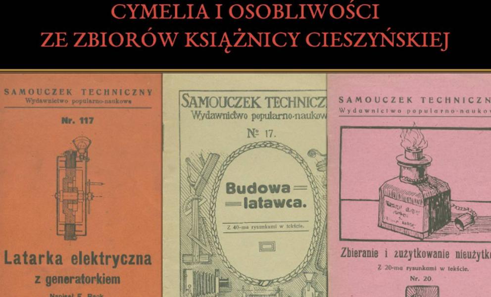 """O """"Samouczku Technicznym"""" w Książnicy"""