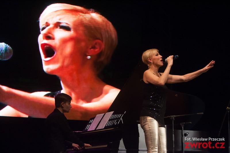 Renata Drössler zaśpiewa z okazji 70-lecia PZKO