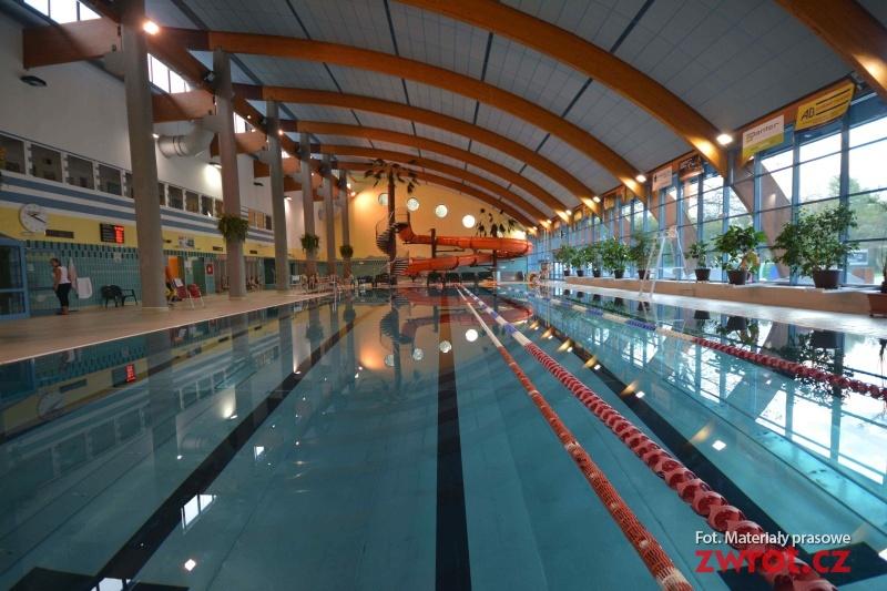 Aquacentrum w Boguminie bije rekordy frekwencji
