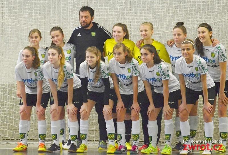 Zina Cup dla piłkarek Hawierzowa