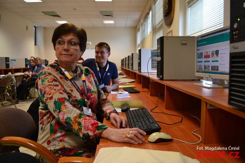 Projektowe spotkanie w Dąbrowie Górniczej