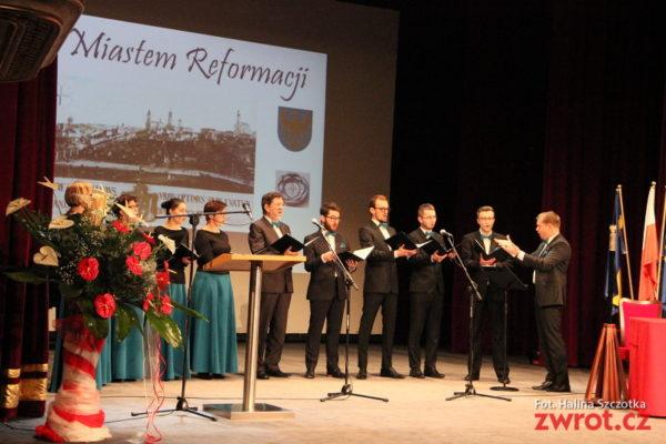 Cieszyn obchodzi 500-lecie reformacji