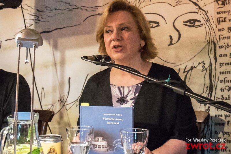 Renata Putzlacher w Trzyńcu