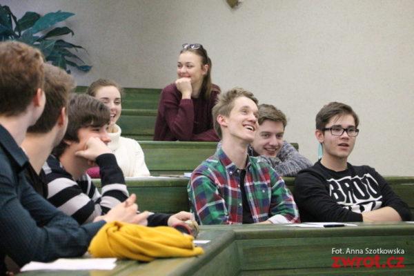 Zachęcali do studiów na Uniwersytecie Jagiellońskim