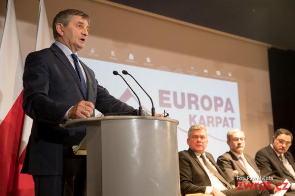 Rozmawiali o Europie Karpat