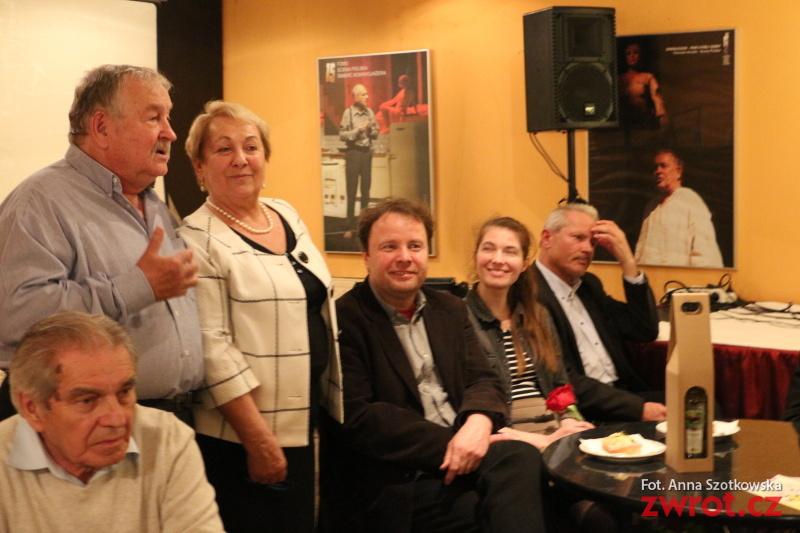 Publiczność spotkała się z aktorami w Klubie Teatralnym