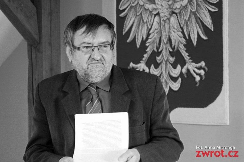 Zmarł Mečislav Borák