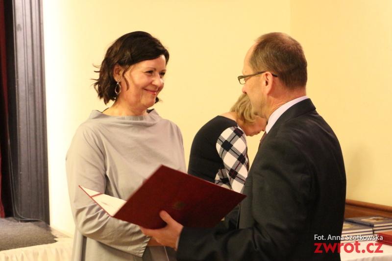 Wśród nagrodzonych również nauczyciele Polacy