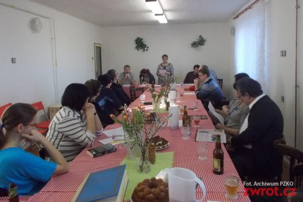 Zebranie sprawozdawczo-wyborcze w Kocobędzu