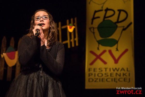 XV Festiwal Piosenki Dziecięcej – fotoreportaż