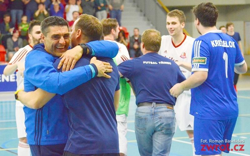 Sukces futsalistów Trzyńca