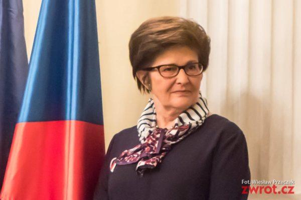 Wywiad z ambasador Grażyną Bernatowicz z 2013 roku