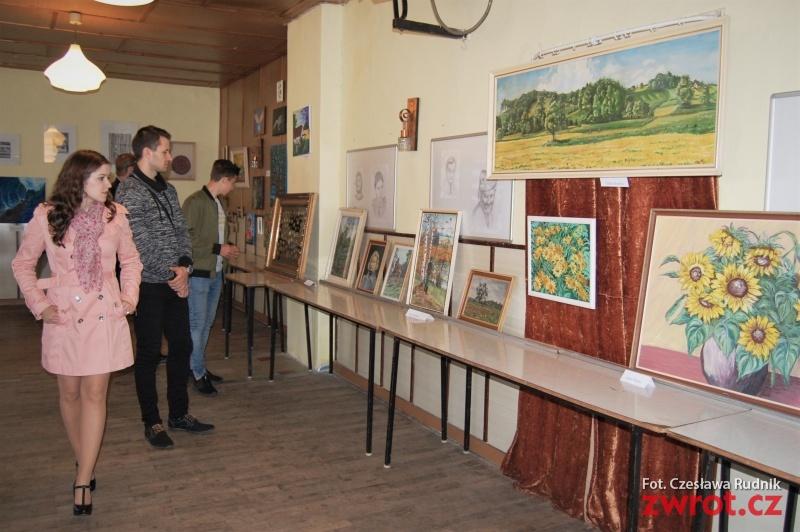 W Wierzniowicach nie brakuje utalentowanych twórców