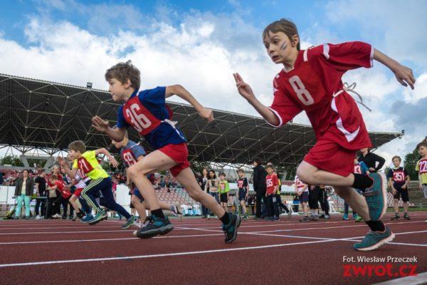 Igrzyska lekkoatletyczne w obiektywie