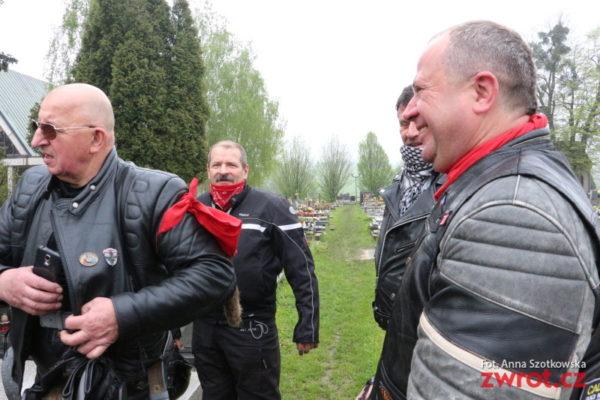 Motocyliści odwiedzili Zaolzie
