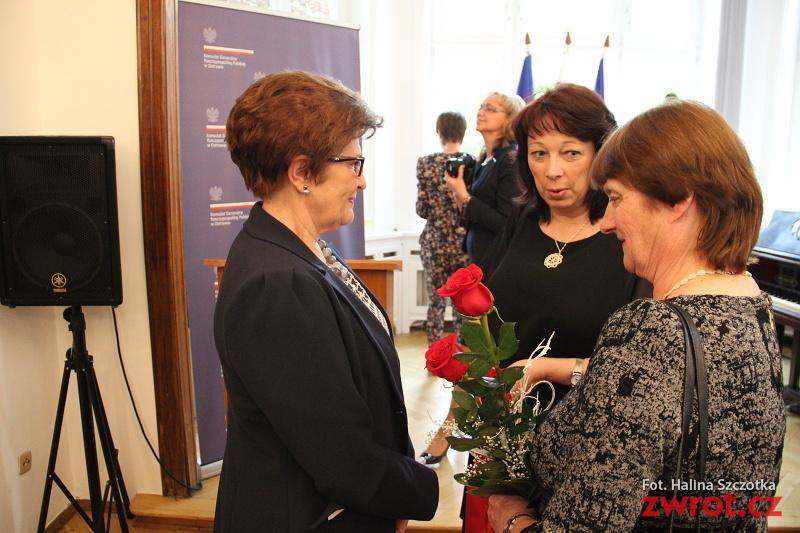 Ambasador apelowała o jedność