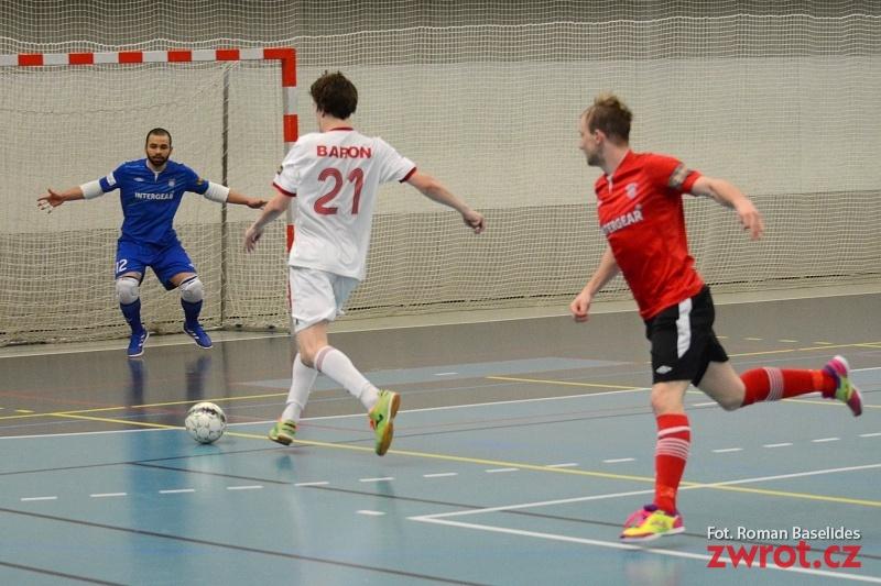 Futsaliści Trzyńca za burtą