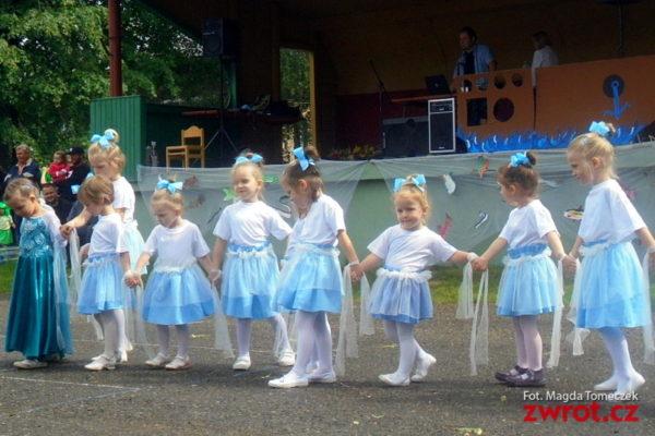 Festyn w Ropicy z wodą w roli głównej