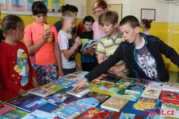 Wymienili książki, z których wyrośli