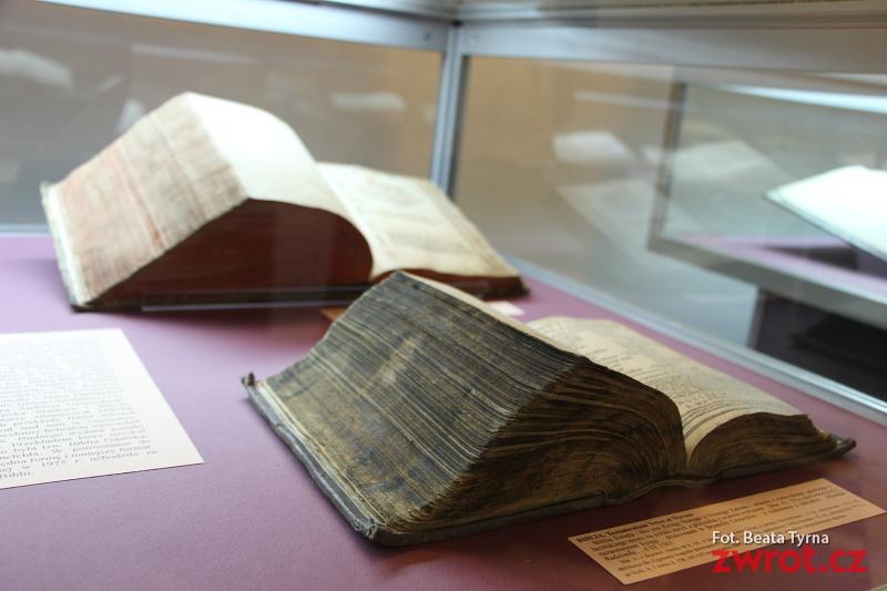 Dziedzictwo reformacji w Książnicy Cieszyńskiej