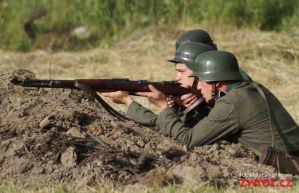 Militaria na Rynku w Czeskim Cieszynie
