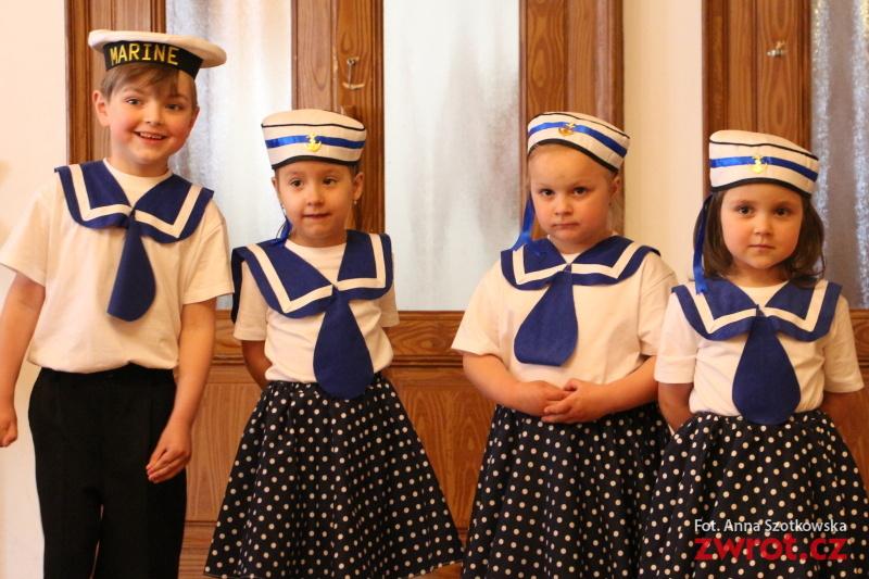 Marynarze w Jabłonkowie