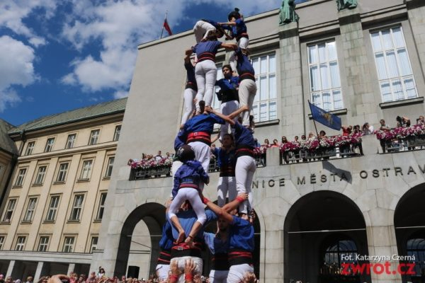 Festiwal na ulicach Ostrawy