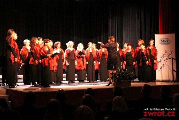 Melodia z Nawsia koncertowała w Budapeszcie