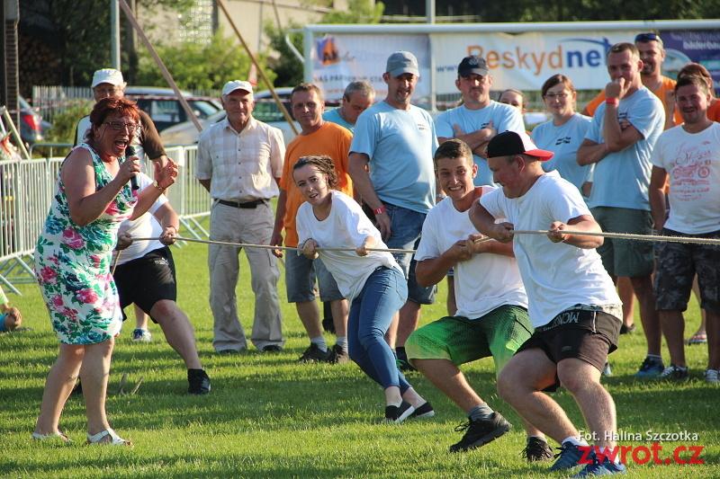 Olimpiada na boisku w Milikowie