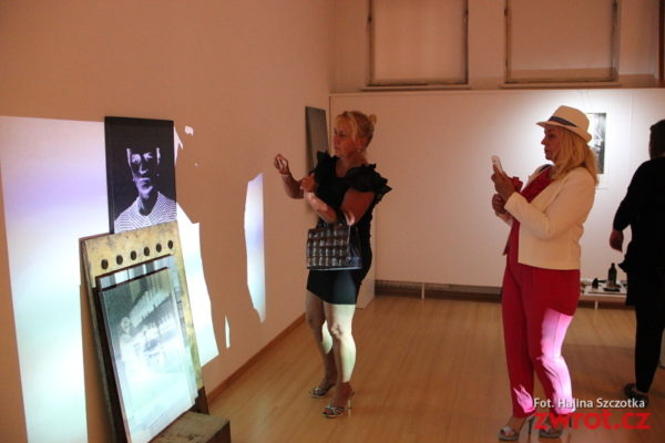 Inspirująca wystawa polskiej artystki w Trzyńcu