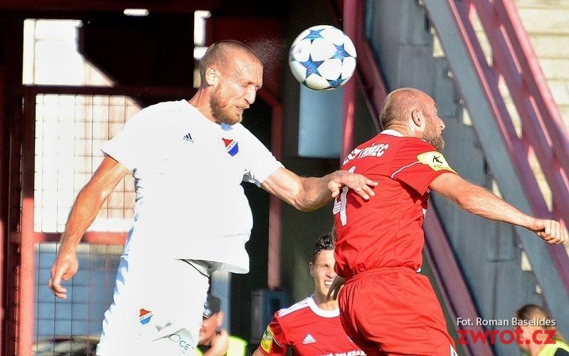 Piłkarze Trzyńca rozbili Banik (zdjęcia)