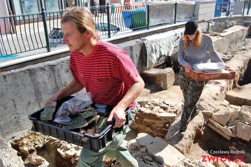 Nowy element do mozaiki dziejów Frysztatu
