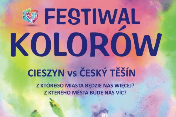 Festiwal Kolorów w Cieszynie