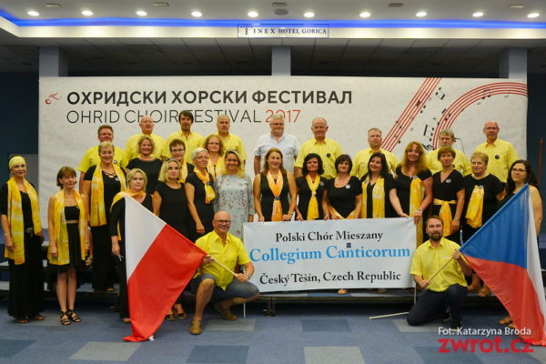 Sukces Collegium Canticorum w Macedonii