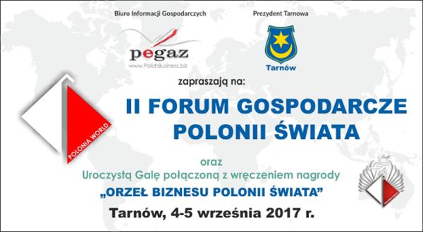 Goście z Zaolzia na Forum Ekonomicznym w Tarnowie