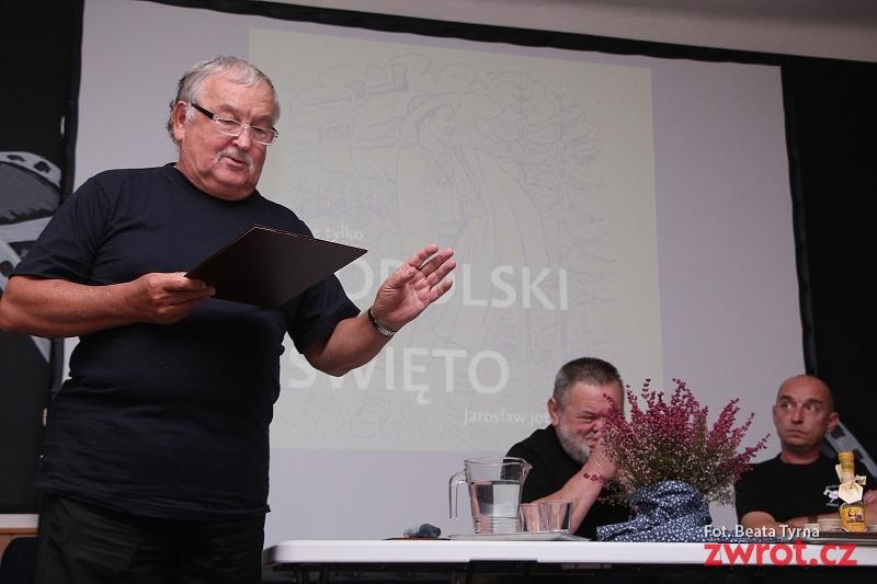 Promocja książki o Gorolu po Gorolu