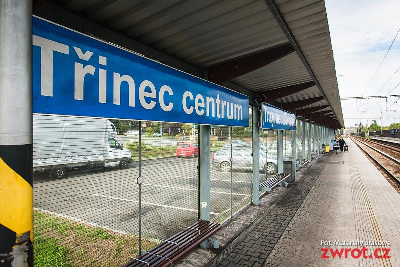Przystanek Trzyniec-Centrum bardziej komfortowy