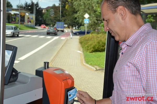 W autobusie zapłacisz kartą