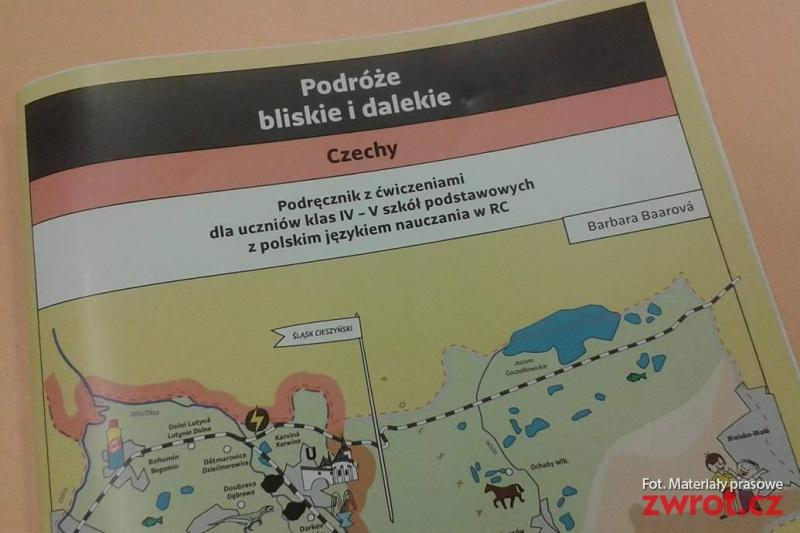 Nowy podręcznik do nauki o kraju