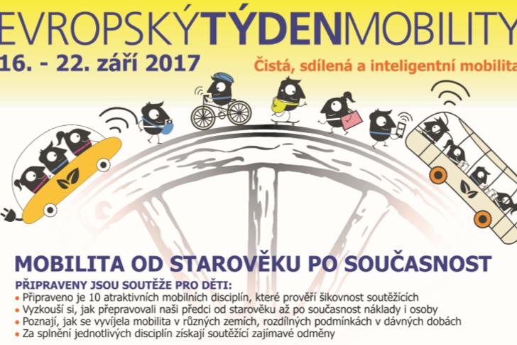 Europejski Tydzień Mobilności w Hawierzowie