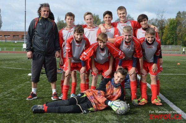 Najlepsza drużyna z Jabłonkowa