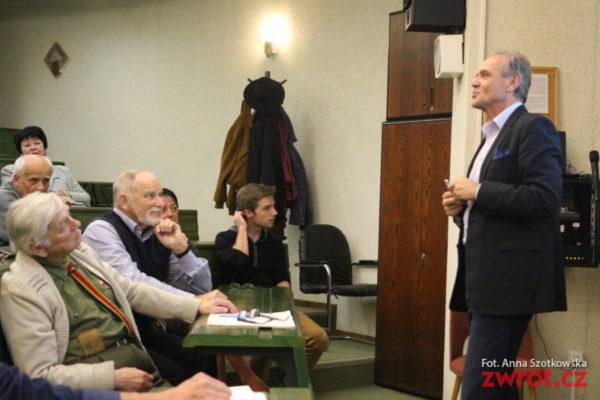 O medycynie w roku 2017 mówił Stanisław Czudek