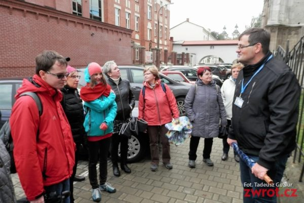 Skrzeczoniacy w Krakowie